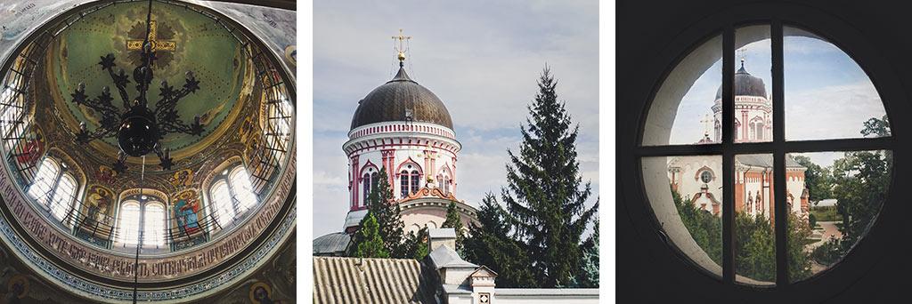 prawosławny monaster nowy neamt w wiosce Chitcani, Naddniestrze zwiedzanie