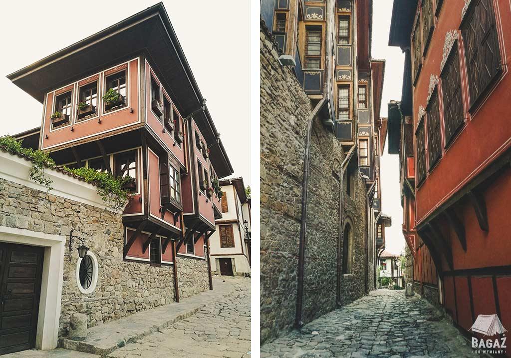 plovdiv stare miasto