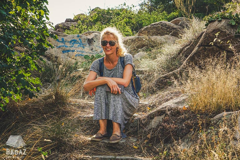 zwiedzanie plovdiv i wejście na wzgórze wyzwolicieli