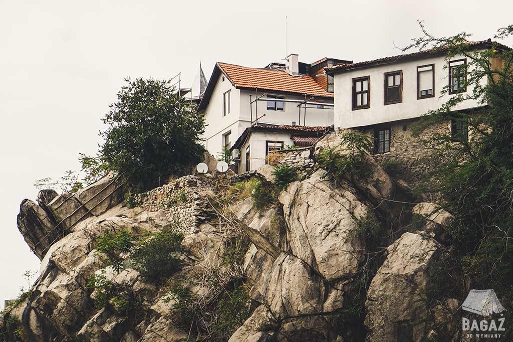 dom na skale w Plovdiv