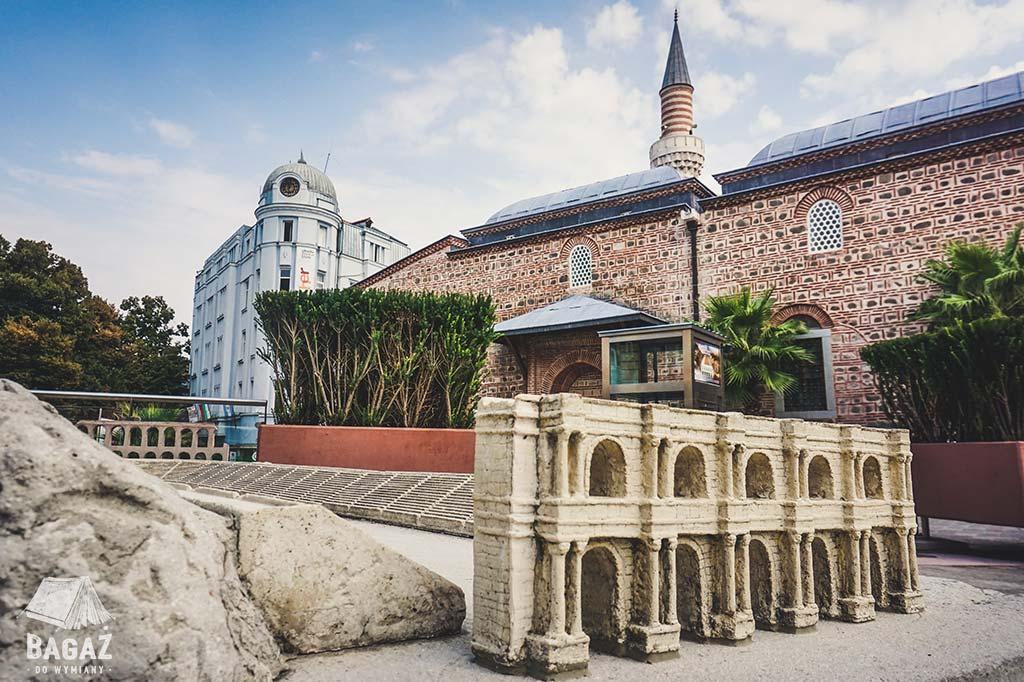 meczet Dżumaja w bułgarskim Plovdiv