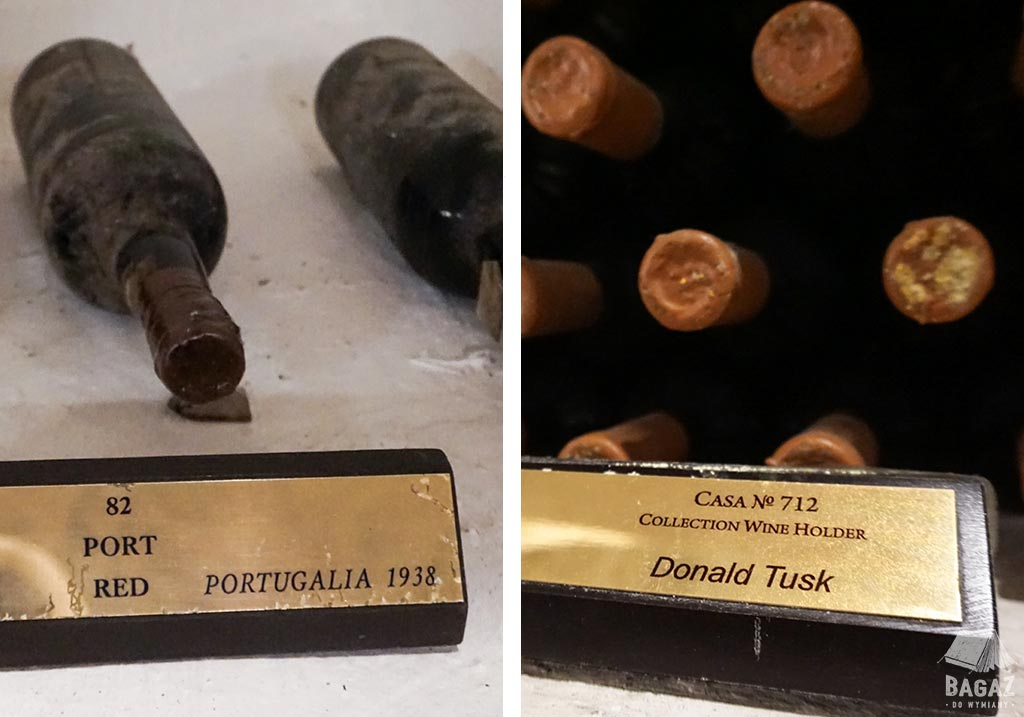 wina donalda tuska i hermanna goringa w winiarni Cricova