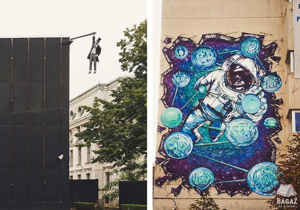 streetart w jassy