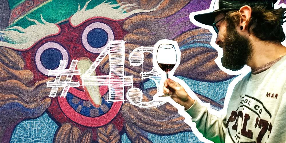 Wino i Puszkin w Kiszyniowie, czyli integracja podróżników