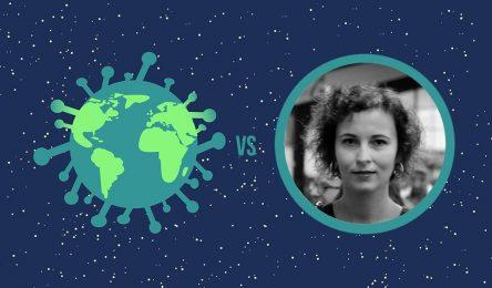 Polacy w świecie vs koronawirus #08: Lidka o sytuacji w Berlinie