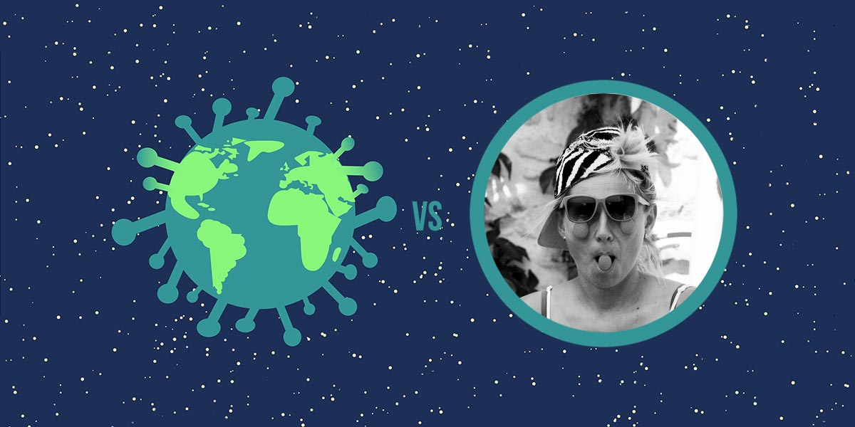 Polacy w świecie vs koronawirus #05: Ania o sytuacji w płd. Francji