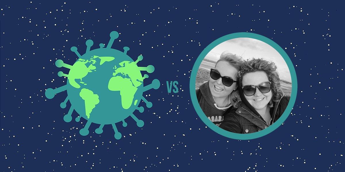 Polacy w świecie vs koronawirus #02: Magda i Dorota o sytuacji w Londynie