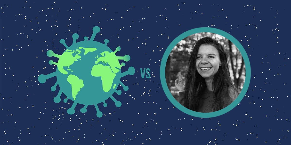 Polacy w świecie vs koronawirus #01: Monika o sytuacji w Oslo