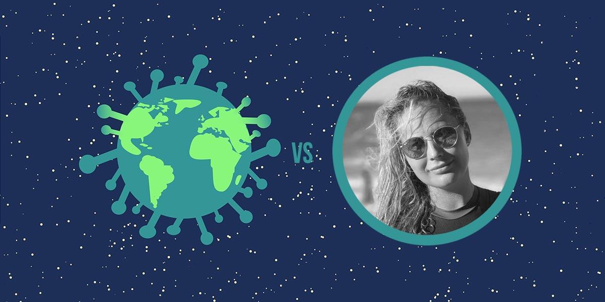 Polacy w świecie vs koronawirus #03: Martyna o sytuacji w Abu Zabi