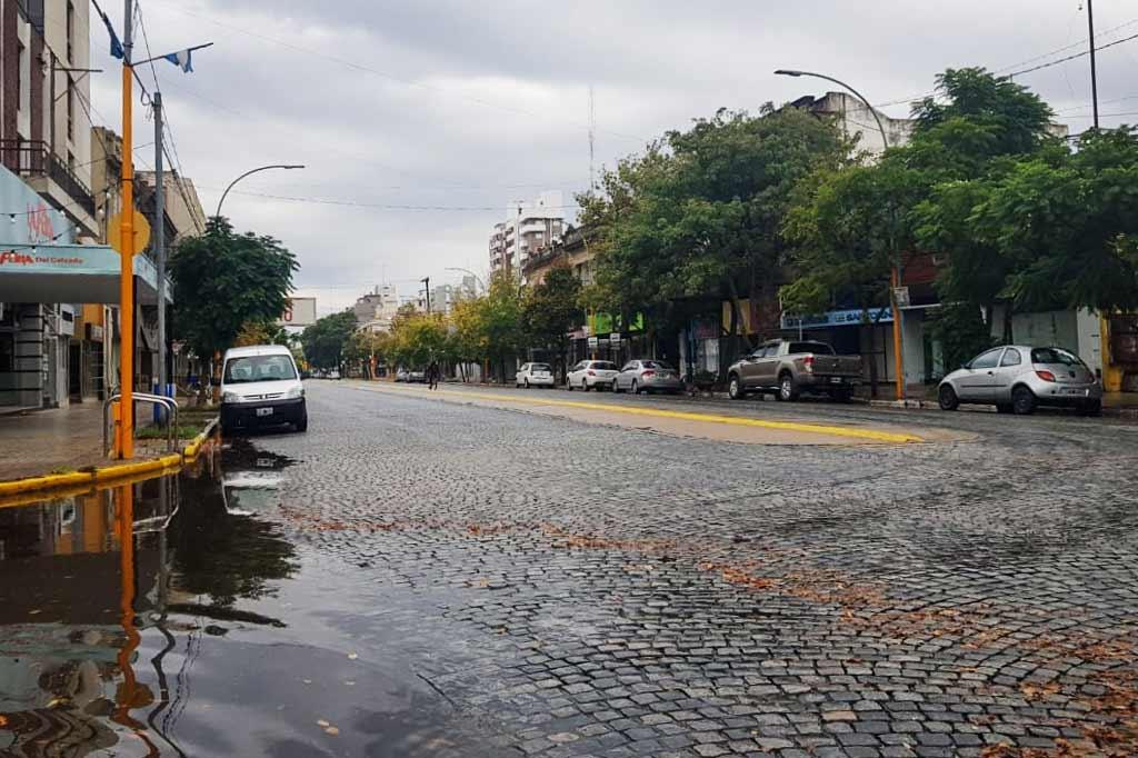 koronawirus w argentynie - puste ulice san francisco