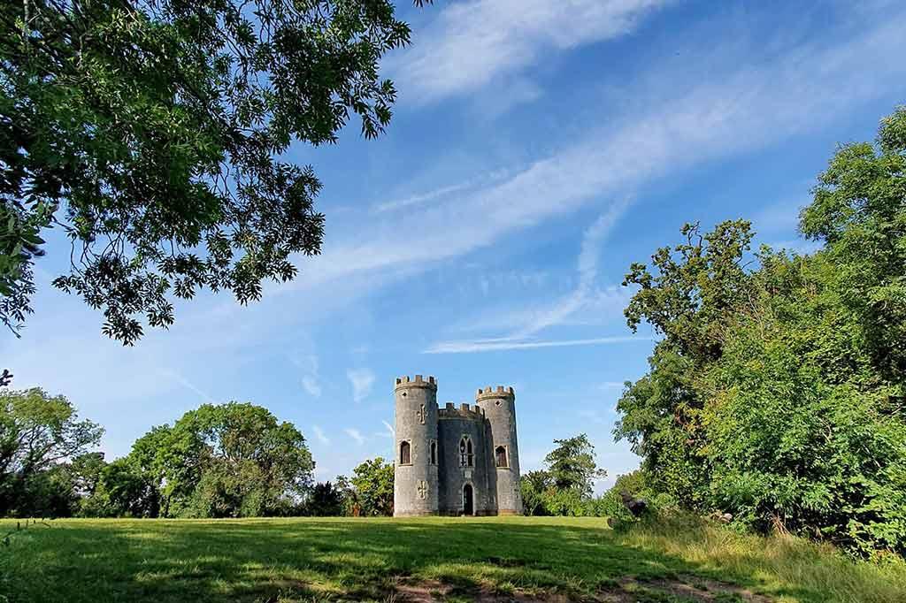 blaise castle w bristolu