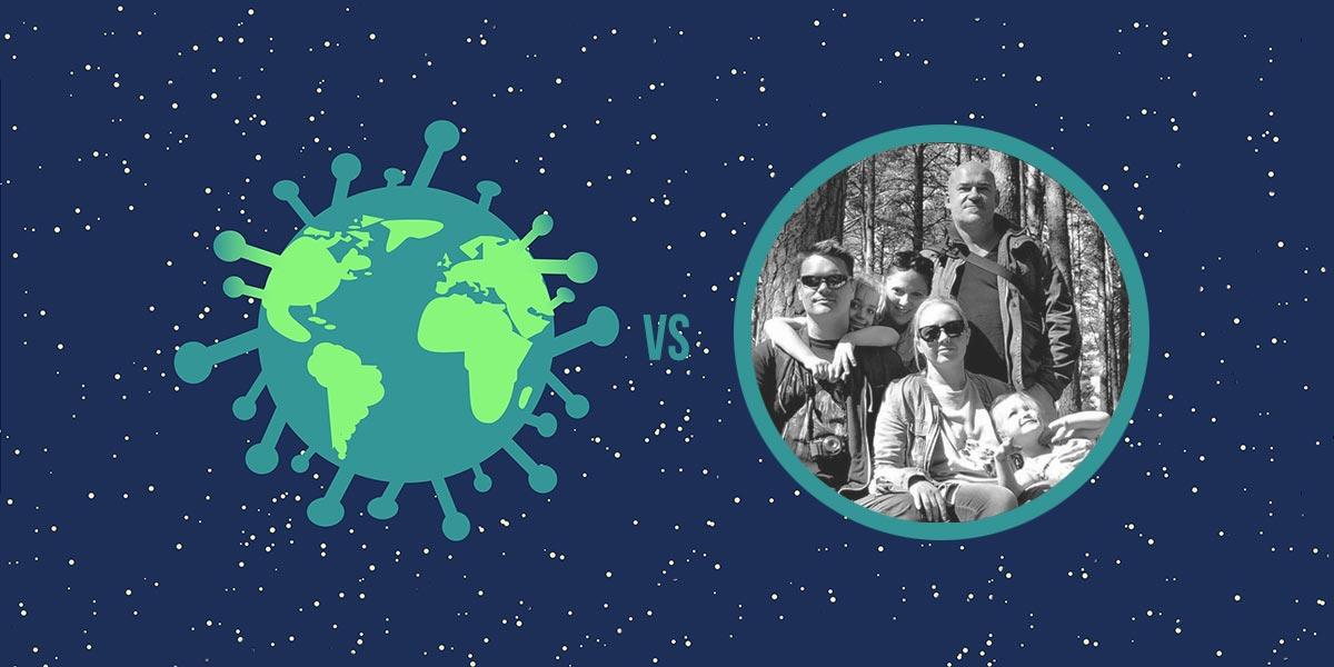 Polacy w świecie vs koronawirus #18: Magda i Piotr o sytuacji w Bristolu