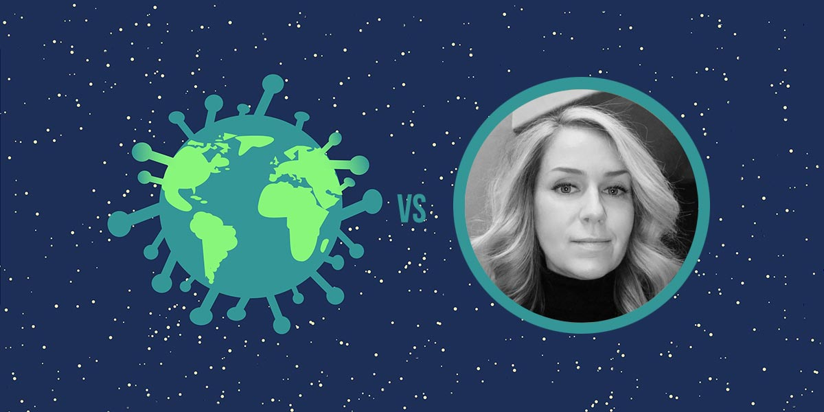 Polacy w świecie vs koronawirus #14: Kasia o sytuacji w Draper