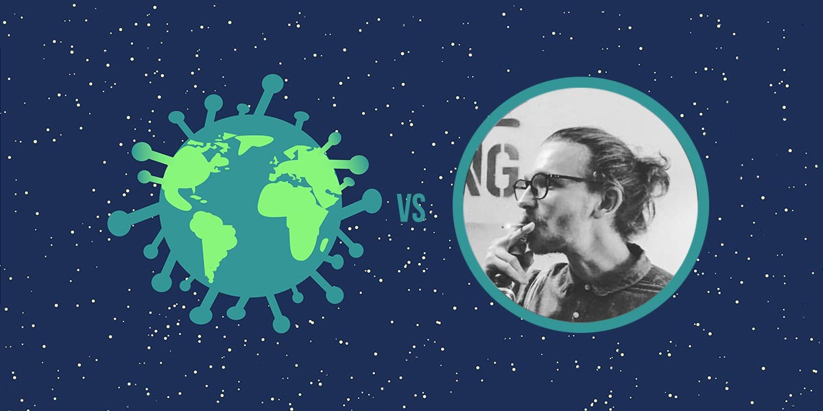 Polacy w świecie vs koronawirus #21: Mariusz o sytuacji w Edynburgu