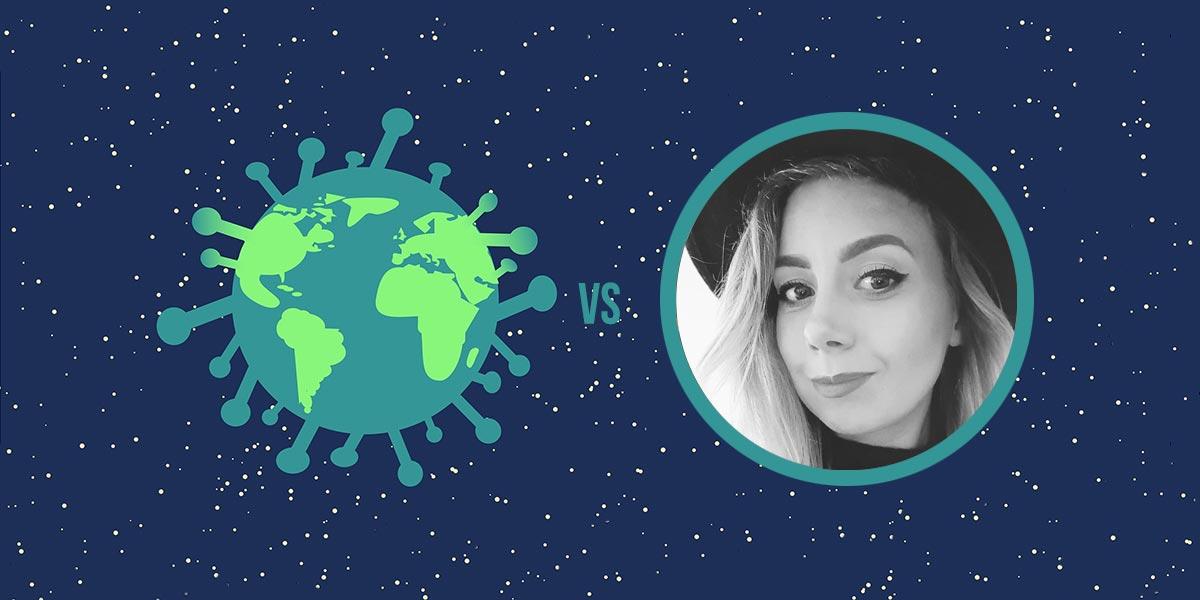 Polacy w świecie vs koronawirus #16: Dominika o sytuacji w Oranmore