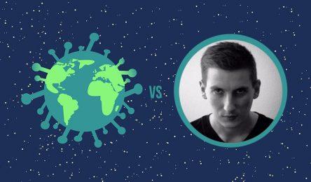 Polacy w świecie vs koronawirus #11: Michał o sytuacji w Reykjaviku