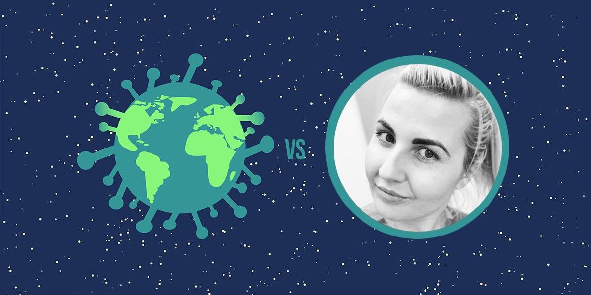 Polacy w świecie vs koronawirus #26: Maja o sytuacji w Basingstoke