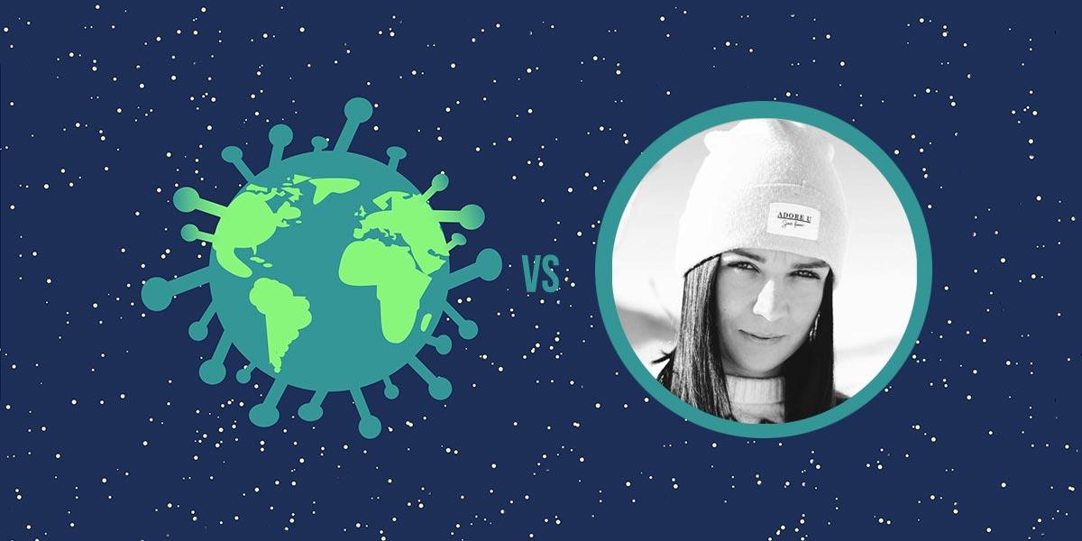 Polacy w świecie vs koronawirus #24: Olga o sytuacji w Reykjaviku